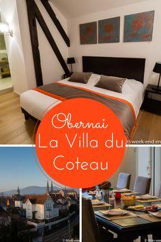 Avis sur la chambre d'hôtes La Villa du Coteau à Obernai - Une belle maison d'hôtes dans une bâtisse du 19e siècle rénovée, au coeur de l'Alsace!