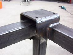 This could be the ultimate welding table. - Page 2 - The Garage Journal Board