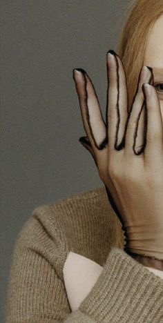 gants transparents