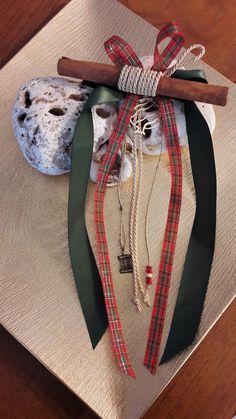 Lucky Charm, Christmas Ideas, Burlap, Charms, Reusable Tote Bags, Hessian Fabric, Jute