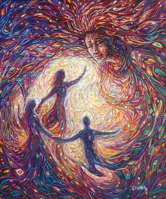 °Dancing with Mother Earth by Eduard?