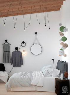 Дизайн проект квартиры 120 FLAT - Проект мансардной квартиры в Минске.