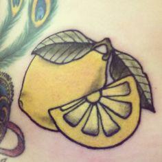 #lemon #tattoo