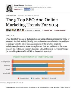 Seo Louisiana  2014 trends