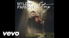 Mylène Farmer, Sting - Stolen Car (My Digital Enemy Remix)