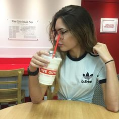 shirt adidas glasses