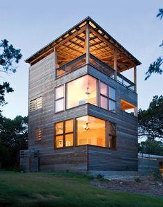Austin Texas Tower House