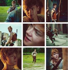 Ugh Newt!! He'd make an adorable Peter Pan but you know he's 24 soo he's a little out of the age range. But hey, he's baby faced, right? Anyone want him to be Peter Pan besides me?