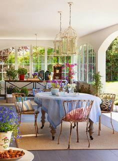 Detalhes de uma casa elegante e feminina! - Jeito de Casa - Blog de Decoração