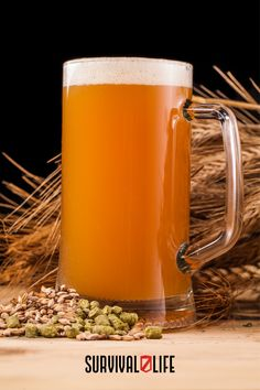 Beer is not just a fine tasting beverage enjoyed by many. As the third most consumed beverage in the world, it may come useful in times you didn't think it could. #homebrewing #homebrewedbeer #homemadebeer #beermaking #survivalskills #survival #preparedness #survivallife Survival Hacks, Survival Mode, Survival Tools, Emergency Preparedness, Outdoor Shelters, Homemade Beer, Homebrewing, Fun Hobbies, How To Make Beer
