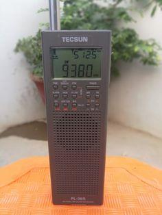 Medium Waves, Short Waves, Slide Rule, Digital Radio, Televisions, Ham Radio, Radios, Sony, Reception