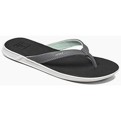 b4184474f Reef Rover Catch Women s Sandals - Black Mint