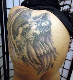 Tatuagens de Anjos 30