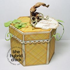 PUMPKIN BOX – The Hybrid Chick
