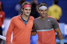 The Great Federer – Nadal Rivalry