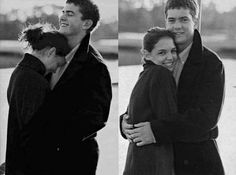 Pacey & Joey - forever love them. This is what summer does to me. Ridiculous, but I love it!