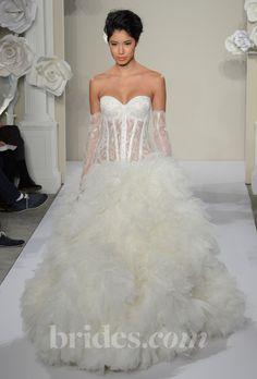 Pnina Tornai wedding dress - 2013