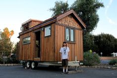Humble Tiny House on Wheels 1
