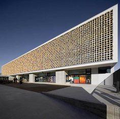 martinet primary school | mestura arquitectes | redchalksketch
