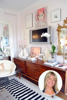 brilliant inspiration on how to make your space reflect who you are!