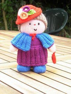Avec de la laine: Lady leaticia