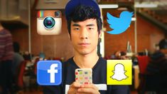 Sometimes funny, sometimes serious, always shareable. New videos posted daily! Eugene Lee Yang, Buzzfeed Video, Try Guys, Social Media Apps, Anti Social, Cool Names, Let Them Talk, Laughing So Hard, New Tricks
