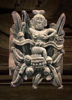 Hình tượng tiên cưỡi rồng trong MT Việt