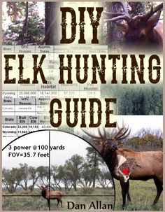 Murder a trophy elk DIY Elk Hunting Guide - Everything You Need To Know Elk Hunting Tips, Moose Hunting, Quail Hunting, Big Game Hunting, Turkey Hunting, Hunting Trips, Hunting Stuff, Hunting Season, Hunting Gear