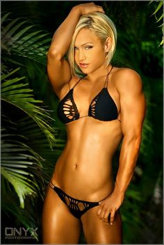 Fitness Friday Female: Jamie Eason Has The Tightest Body In The World [Gallery] : The Lion's Den University