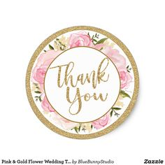 Wedding Thank You, Wedding Cards, Wedding Gifts, Wedding Invitations, Wedding Ideas, Wedding Inspiration, Glitter Shirt, Gold Flowers, Wedding Flowers