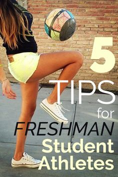 5 Tips for Freshman Student Athletes