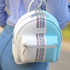 Cute Mini Backpacks, Unique Backpacks, Girl Backpacks, Leather Backpack, Backpack Bags, Grafea Backpack, Fashion Bags, Fashion Backpack, Hype Bags