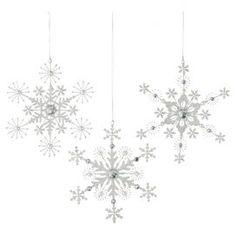 "Alberta Ornament Set ""a cheery Christmas"""
