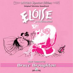 Eloise At Christmastime, The Plaza Hotel Nyc, Eloise At The Plaza, Hilary Knight, Still In Love, The Little Prince, Shopping Day, Illustrations And Posters, Figure It Out