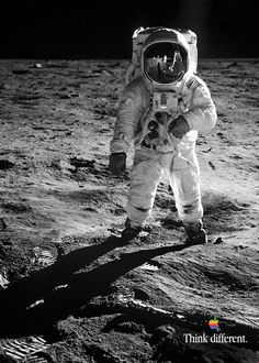 Edwin Eugene Aldrin - Buzz Aldrin - Jan 20, 1930. 2003 Humanitarian Award from Variety #Apple #SteveJobs #iPhone #Macintosh #Woz #Museum #Prague #Czech #CzechRepublic #Europe #World #Travel #Think #Different
