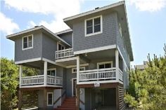 House vacation rental in Corolla, North Carolina, United States of America from VRBO.com! #vacation #rental #travel #vrbo