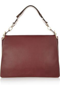 Chloé Jade Large leather shoulder bag