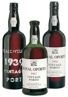 Vintage Port, 1957