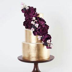 21 Amazing Styles of Wedding Cake
