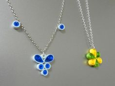 Paper Quilling - How to Make Your Own Quilled Jewellery