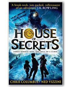 House of secrets   -     When Brendan, Cordelia and Nell move to Kristoff House they have no idea that they are about to unleash the dark magic locked within. Now the Walker kids must battle against deadly pirates, bloodthirsty warriors and a bone-crunching giant. If they fail they will never see their parents again and a crazed witch will take over the world.