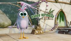 Exclusive: 'The Angry Birds Movie trailer unites pigs and birds against a new enemy Bill Hader, Nicki Minaj, Angry Birds 2 Movie, Pig Island, Betty Boop Cartoon, Flightless Bird, One Stroke Painting, Donna Dewberry, Animation Film