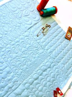 Free Motion Quilting at Home