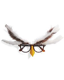 Easy DIY Owl Glasses - this is a costume even i would wear and lets face it i'm the least festive person on earth.