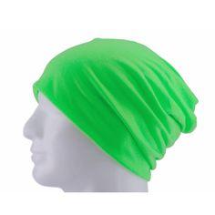 Long Beanie XXL Mütze Slouch Damen Herren Kinder Mütze - neon green in Bekleidung Accessoire  • Mützen Beanie
