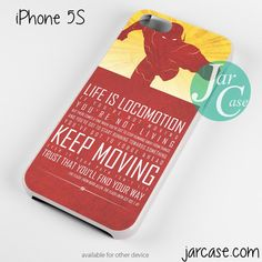 Flash Quote Phone case for iPhone 4/4s/5/5c/5s/6/6 plus