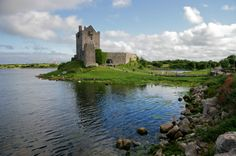 Dunguire Castle, Ireland-we went to a medieval dinner there our first night in Ireland!