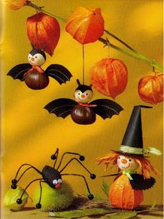 Fall decorating ideas for kids - Little Piece Of Me - Fall Crafts For Kids Cheap Fall Crafts For Kids, Easy Fall Crafts, Diy Crafts To Do, Acorn Crafts, Fall Art Projects, Pumpkin Decorating, Fall Decorating, Adult Crafts, Autumn Art