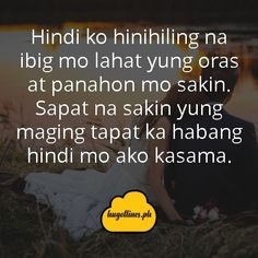 Tagalog Love Quotes - May Nagugustuhan ka ba ngayon? Love Quotes For Her, Quotes For Him, Sad Quotes, Filipino, Love Qutoes, Quotes Distance, Tagalog Love Quotes, Hugot Lines, Line Love