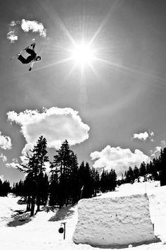 Snowboard...so much fun and adrenaline